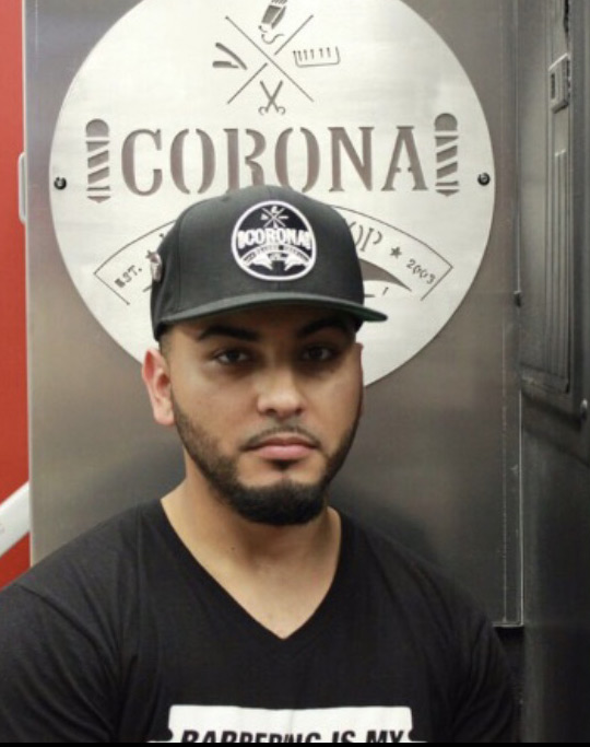 Corona Barbershop Plus Barber: Shaka